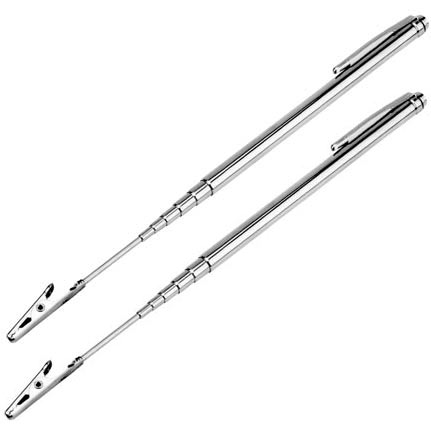 Extendible match holder, Pack of Two (for pilot lighting, etc.)
