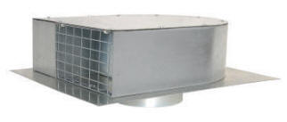 Blower, External Wall or Roof Mount, for Wolf Range, 1000cfm
