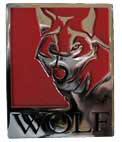 Wolf Logo Emblem