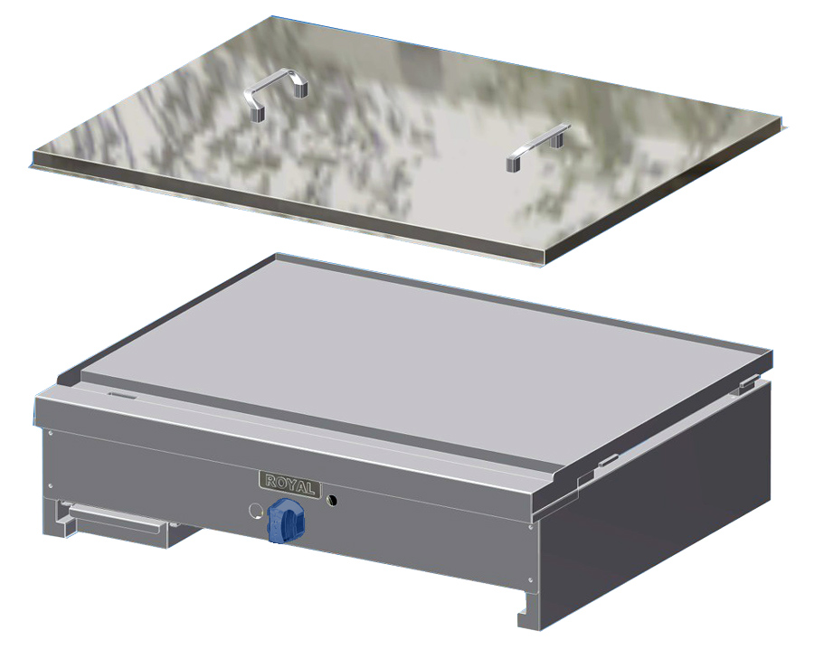Teppanyaki Griddles And Infrared Charbroiler Grills By