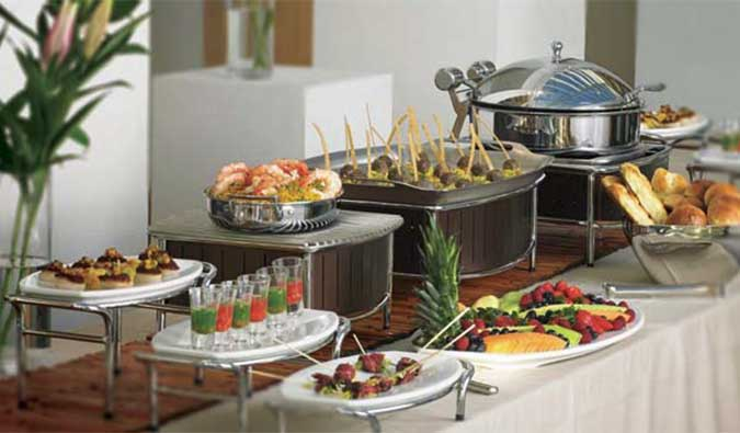 Buffet by Vollrath
