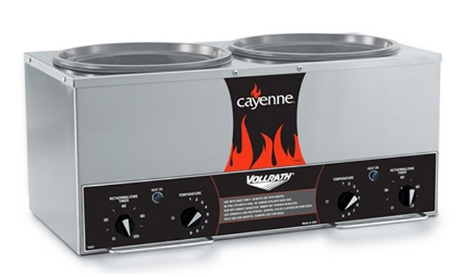 Vollrath Soup Warmers ~ Induction and non food warmers by vollrath