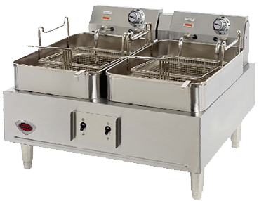 Commercial Fryers From Wells